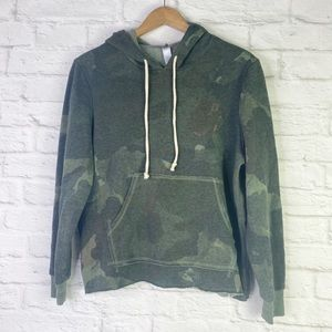 🌵Alternative Apparel Camo Hoodie Sweatshirt